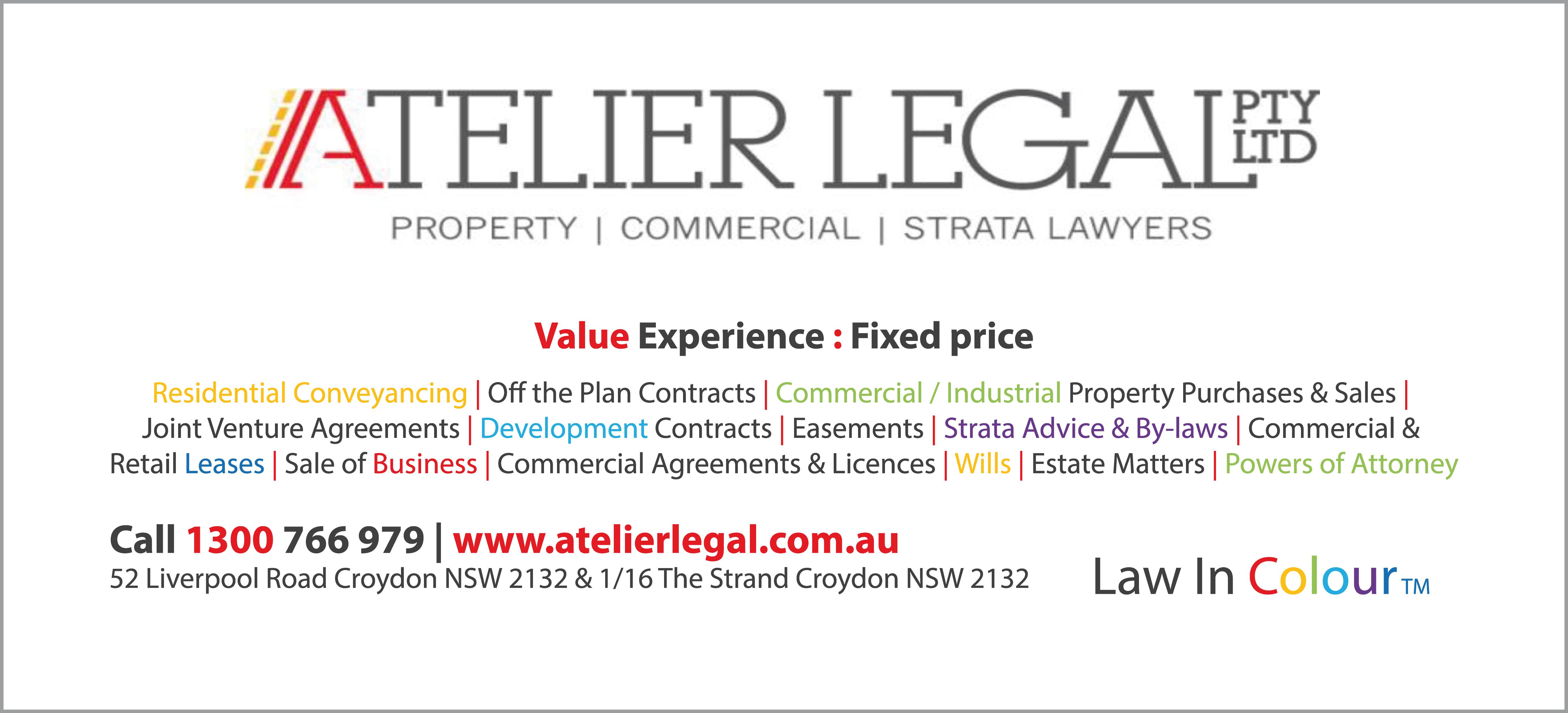 Atelier Legal