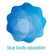 Sponsor Blue Boots