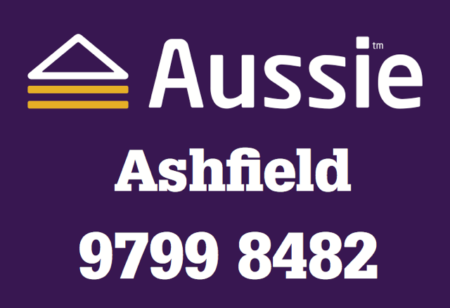 Aussie Ashfield logo