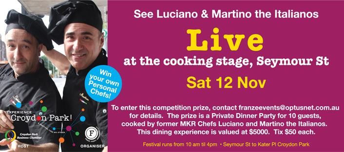 Personal Chefs Prize